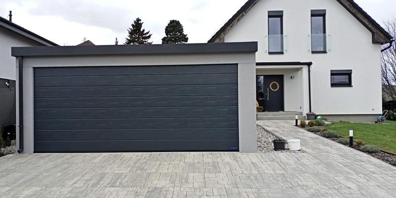 Moderní garáže