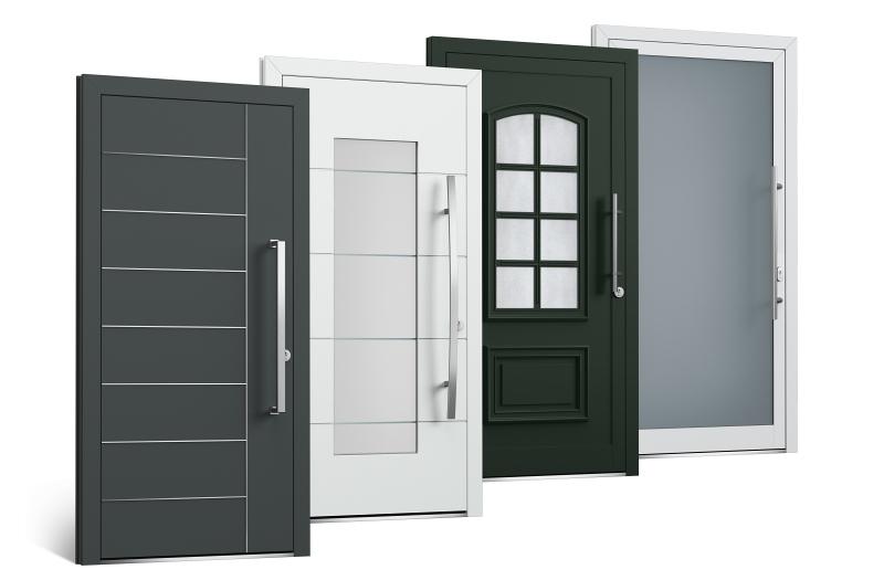 Slovaktual - vchodové dveře